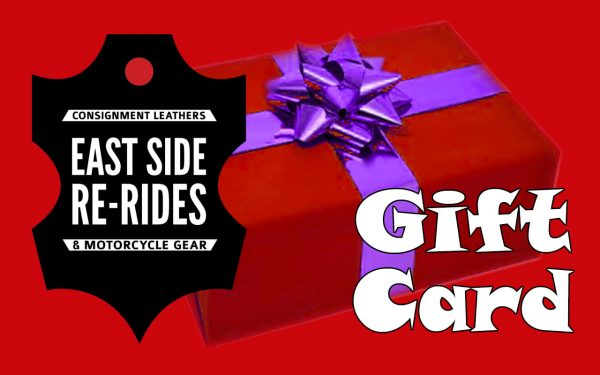 East Side Re-Rides E-Gift cards