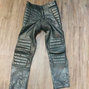 ORIGINAL LEATHER FACTORY Leather MOTO PANTS | 25055